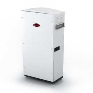 BYD Cabinet with IP55 Rating
