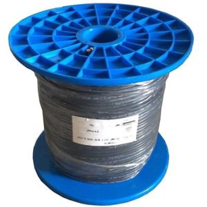 DC Solar Single Cable, 4mm2 100m Roll