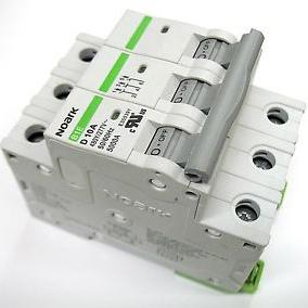 AC Circuit Breaker (3 Pole, 20A)